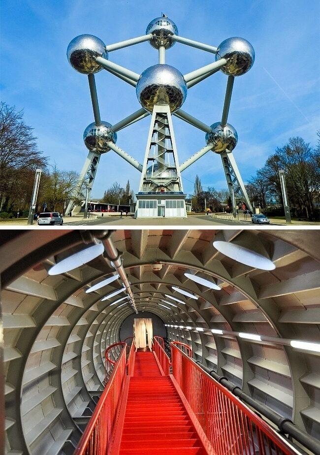 Atomium-Bruxelles-Belgique