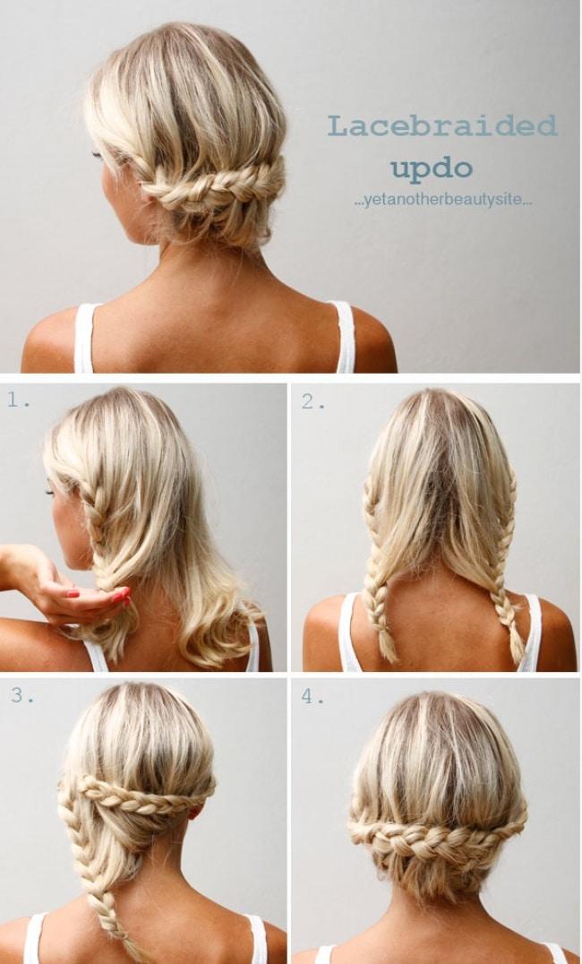 Idee De Coiffure Pour Les Cheveux Mi Longs Swagactu