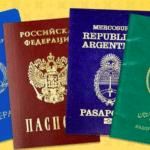 Couleur-passeport-Voici-la-raison-des-différents-coloris