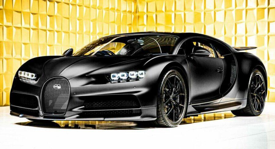 Hyper-car-Bugatti-Chiron-Sport-Noire-en-vente-à-4-3-millions-de-dollars