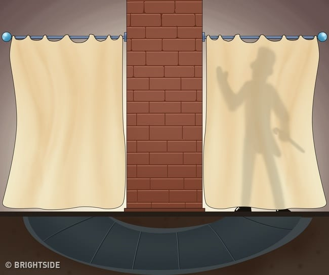 Passer-travers-mur