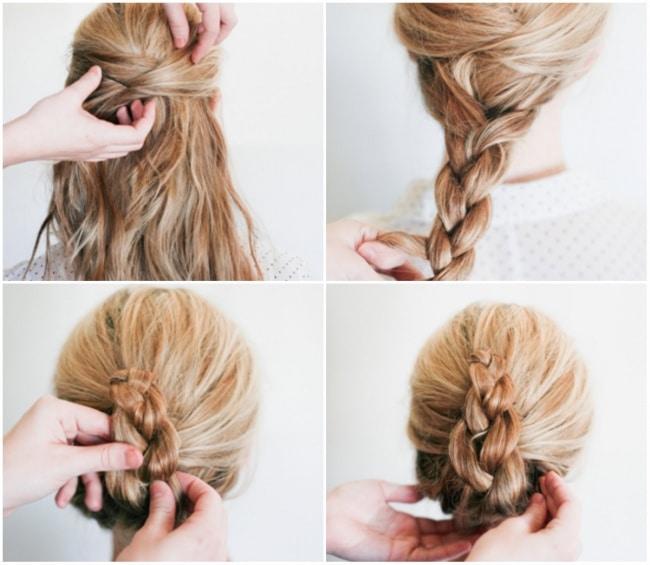idée-de-coiffure-simple