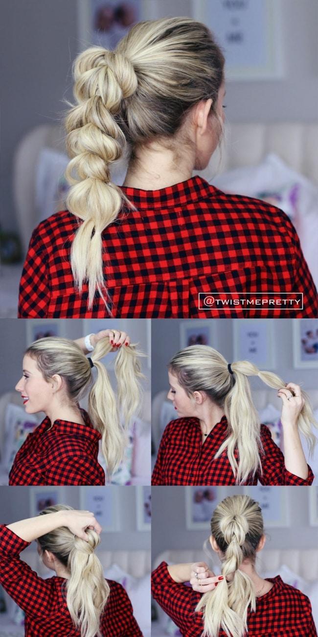 idée-de-coiffure-Tresse-volumineuse