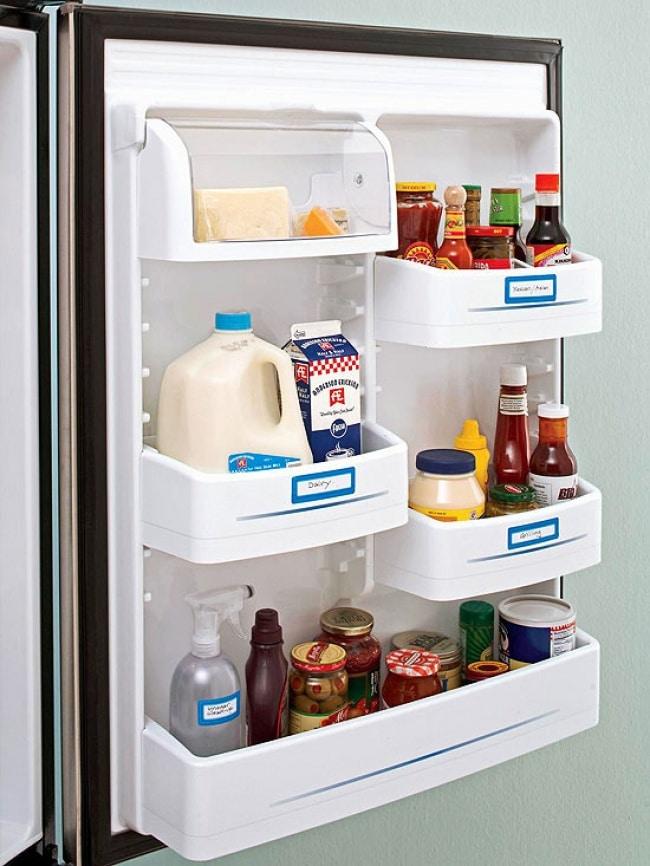 porte-du-réfrigérateur-rangement-frigo
