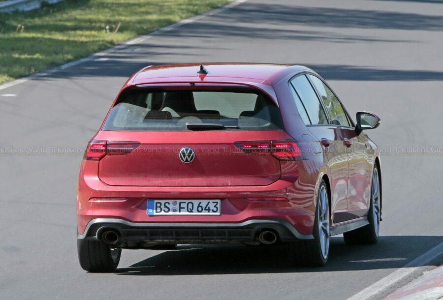 Volkswagen Golf GTI TCR 2021