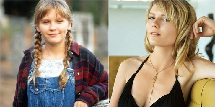 Kirsten-Dunst-année-90