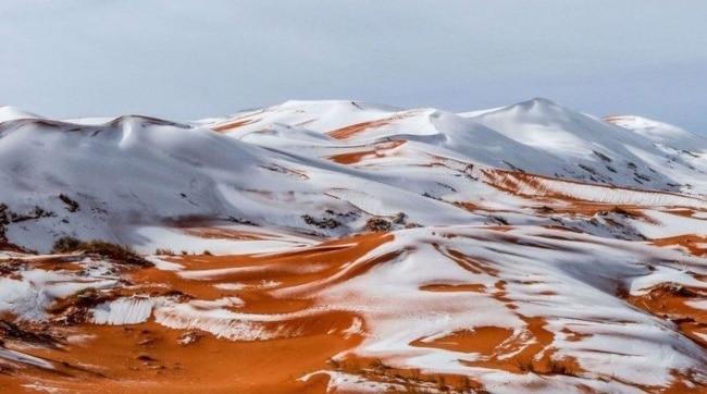 sahara-neige-dérèglement-climatique