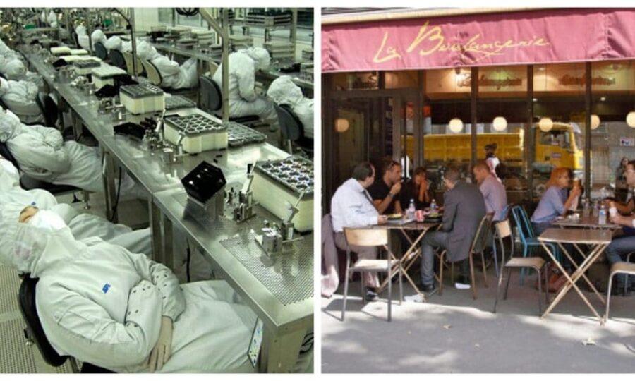 5-pays-avec-la-pause-déjeuner-la-plus-longue-au-monde