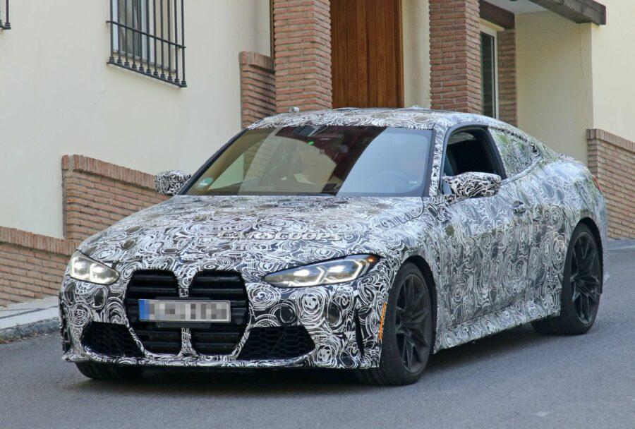 BMW-M4-les-dernières-photos-exclusives
