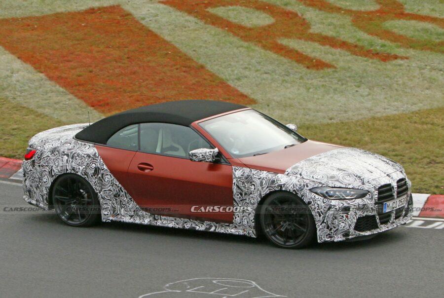 BMW-M4-Cabriolet-2021-en-test-sur-le-Nürburgring