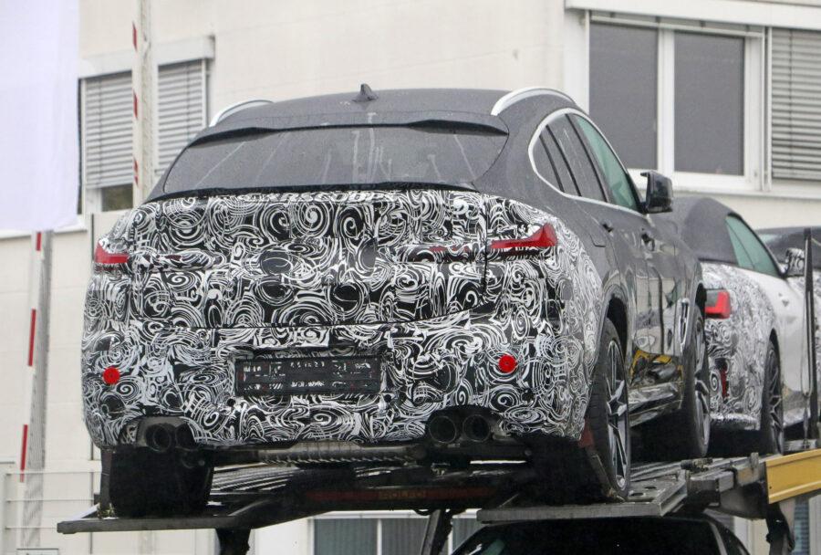BMW-X4-M-2022-aperçu-avec-un-nouveau-look