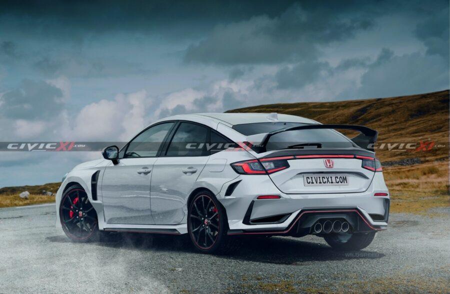 Honda-Civic-Type-R-La-nouvelle-pourrait-ressembler-à-ça