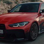 BMW-M3-2021-Nouvelle-couleur-et-nouvelles-Pièces-perf