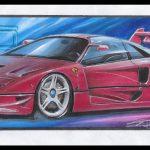 Frank-Stephenson-redessine-la-légendaire-Ferrari-F40