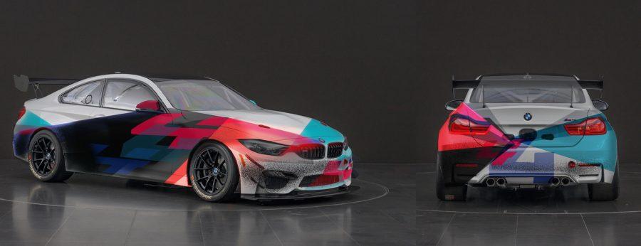 M4-GT4-BMW-M-dévoile-quatre-nouveaux-designs-flashy