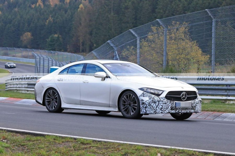 Mercedes-CLS-restylée-Découvrez-la-en-images