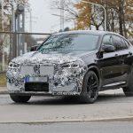 BMW-X4-M-2022-aperçu-en-plein-test-à-Munich
