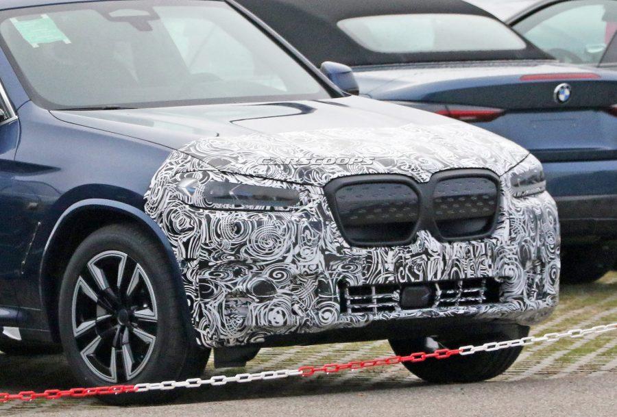 BMW-iX3-Il-pourrait-déjà-avoir-un-restylage-et-un-pack-M